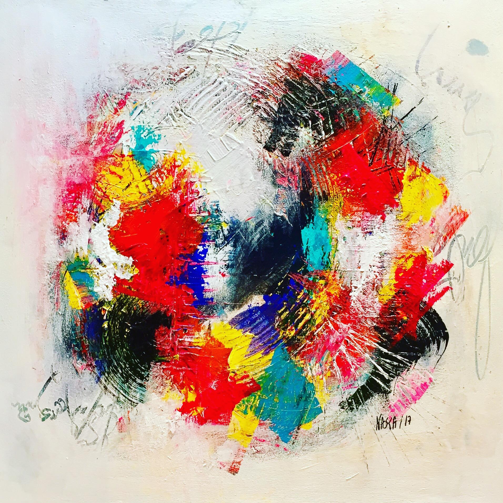 le monde en couleur 50x50