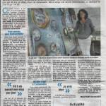 article Valeo du Petit Journal de Vitré 2013