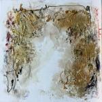 Un monde paisible - diptyque (30x30)